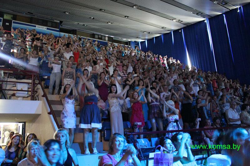 банкет директоров орифлэйм 2012 в минске